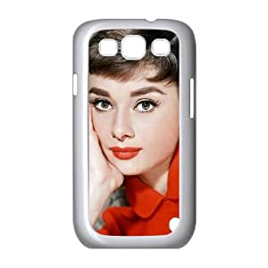 Audrey Hepburn Samsung Galaxy S3 9 Cell Phone Case White yyfabc_045319