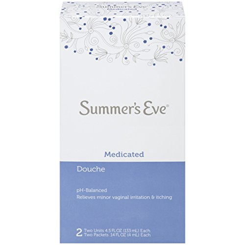 Summer's Eve Medicated Douche by Summer's Eve