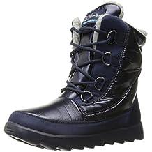 BOBS from Skechers Women's Mementos Snow Cap Cozy Winter Boot
