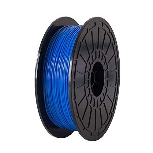 Filamento Para Impressora 3D Pla Flexível Azul 0. 5Kg, FLASHFORGE, 30026, Azul