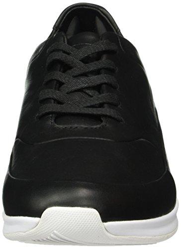 316 Blk Black 024 Women's Trainers Lacoste Lace 1 Joggeur fvtwPqT7