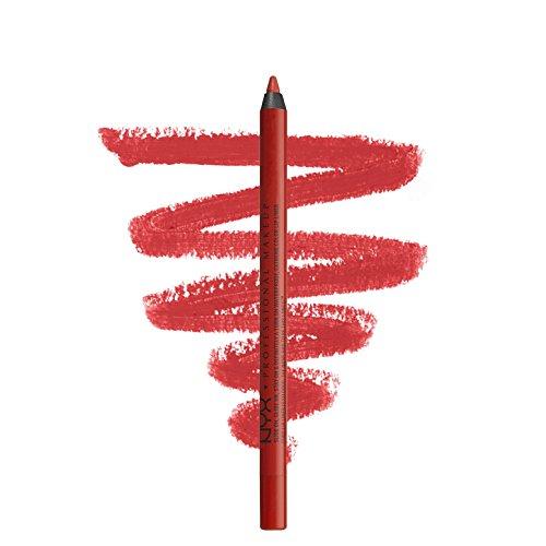 NYX PROFESSIONAL MAKEUP Slide On Lip Pencil - Summer Tease, Bright Orange
