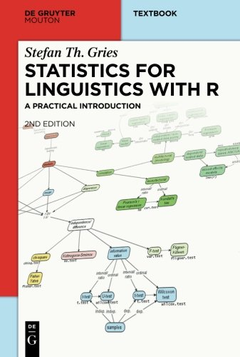 - Statistics for Linguistics with R (Mouton Textbook)