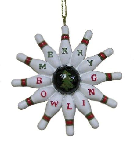 Amazon.com: Bowling Pin Wreath Ornament: Home & Kitchen