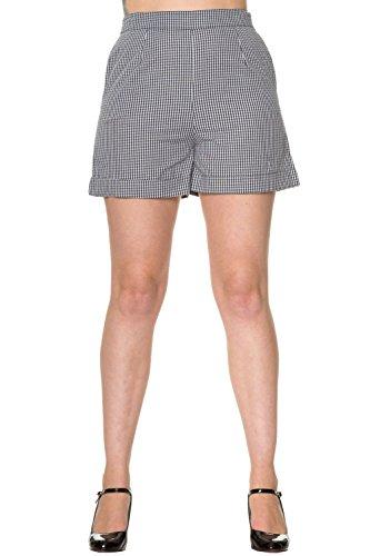 Banned-Easy-Street-Vinatge-Retro-Womens-Shorts
