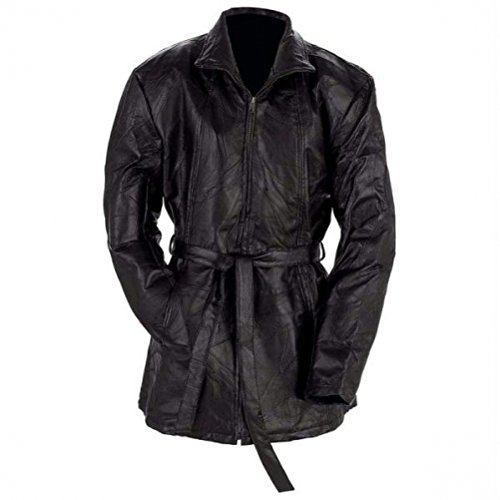 Giovanni Navarre Genuine Leather Ladies' Jacket (S)