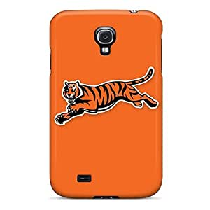 Durable Case For The Galaxy S4- Eco-friendly Retail Packaging(cincinnati Bengals 8) by lolosakes