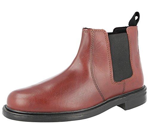 Classiques Bottines Footwear peau Homme Foster q1BnfEEw