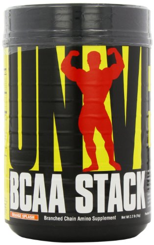 Universal Nutrition BCAA Stack Orange Splash 2.2 Pounds