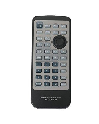 (New RC-DV400 Remote Control fits for Kenwood DVD Car DVD Receiver System RC-DV430 RC-DV400 DDX6019 DDX6029 DDX6039 KDV-412 KDV-5234 KDV-MP6333 KDV-MP6433 VKT-617 KVT-617 KNA-RCDV430 DDX6017 )
