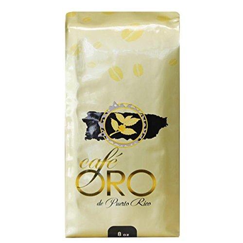 Gold Coffee~Cafe Oro De Puerto Rico 8 oz