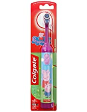 Colgate Kids Battery Powered Toothbrush, Trolls, Extra Soft, 1 Count