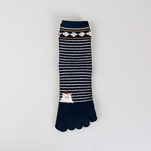 Amazon.com: Massage Five Toe Socks, Yoga Fitness Socks, 5 ...
