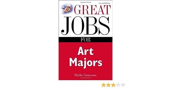 jobs for art majors