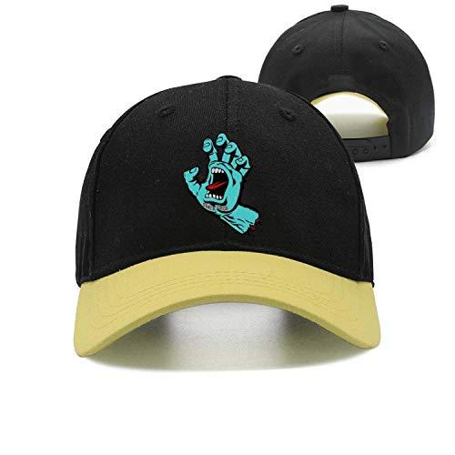 Mens Womens Adjustable Dad Baseball Snapback Trucker Casual Hunting Cap Hat