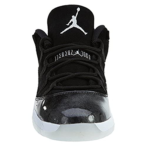 ac31422d32d Jordan Little Kids Air Jordan 11 Retro Low PS Pre-School black white -metallic