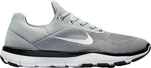 NIKE Men's Free Trainer v7 TB Training Shoes (10.5, Grey/White) from NIKE