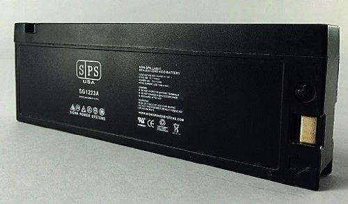G.E. 1CVD5027 ビデオカメラカムコーダー交換用バッテリー(12V 2.3Ah)   B07HFJQ1ZP