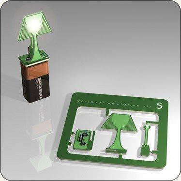 Price comparison product image Designer Emulation Light Kit- Arco by Achille Castiglioni