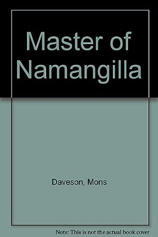 book cover of Master of Namangilla