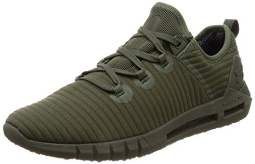 Under Armour Men's HOVR SLK LN Sneaker, Downtown (300)/Moss Green, - Green Mens Moss