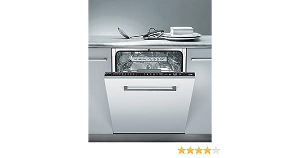 Candy CDIM 5146 Totalmente integrado 16cubiertos A++ lavavajilla ...