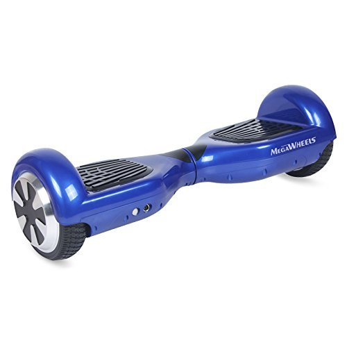 6.5 inch Hoverboard Two-Wheel Self Balancing Electric Scooter UL 2272 Certified, One Year Standard Warranty with Local Customer Service (Blue)