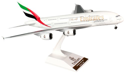 Daron Skymarks Emirates A380-800 Airplane Model Building for sale  Delivered anywhere in USA