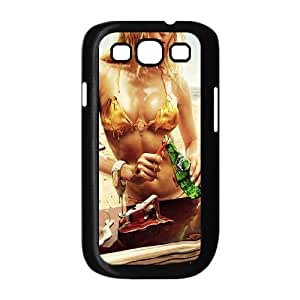 Sexy Body DIY Cover Case for Samsung Galaxy S3 I9300 LMc-03910 at