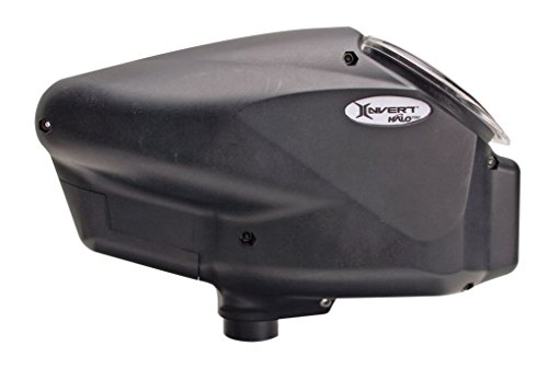 Empire Paintball Halo Too Loader, Matte Black