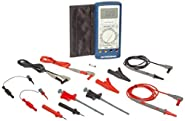 B&K Precision 388BKIT Digital Multimeter with Test Lead Set