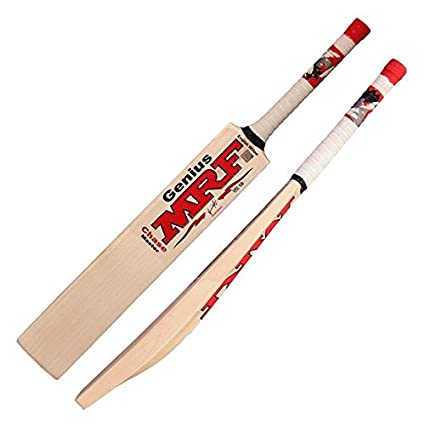 7f1c1976f3d Image Unavailable. Image not available for. Color  MRF Genius Chase Master  Cricket Bat 2019