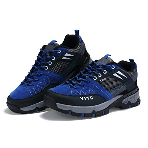 bajo caño Azul XIGUAFR botas de adulto Unisex CEU4tq4w