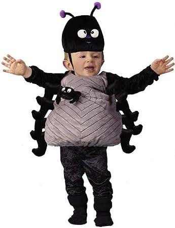 Disfraz de Halloween araña peluche bebé: Amazon.es: Juguetes y juegos