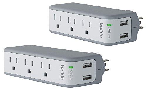 BELKIN BST300bg 3 Outlet SurgePlus Swivel