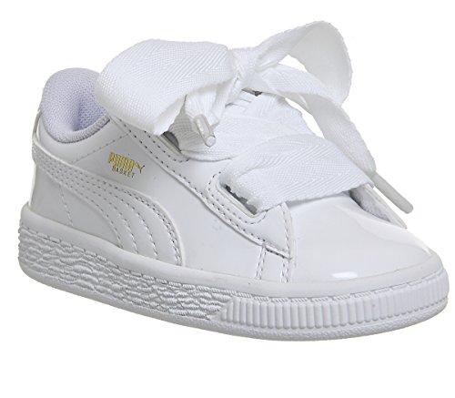 Puma 363353-02 - Zapatillas de Piel para hombre Blanc