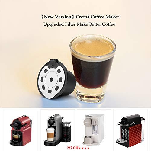 Amazon.com: i Cafilas - Cápsulas de café recargables y ...