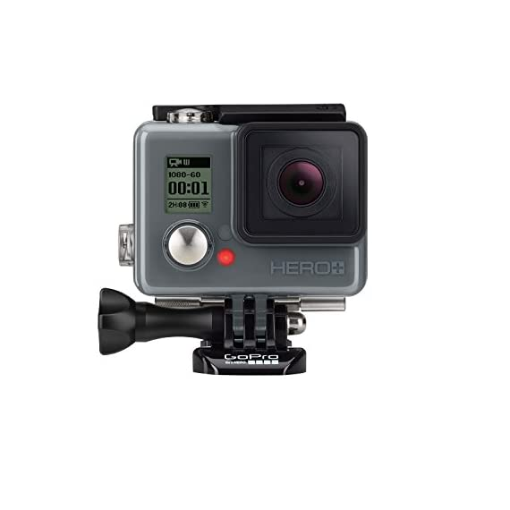 GoPro Camera HERO+ LCD HD Video Recording Camera - 41imwCVGUDL - GoPro Camera HERO+ LCD HD Video Recording Camera