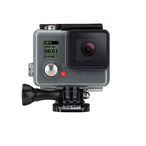 GoPro Camera HERO+ LCD HD Video Recording Camera