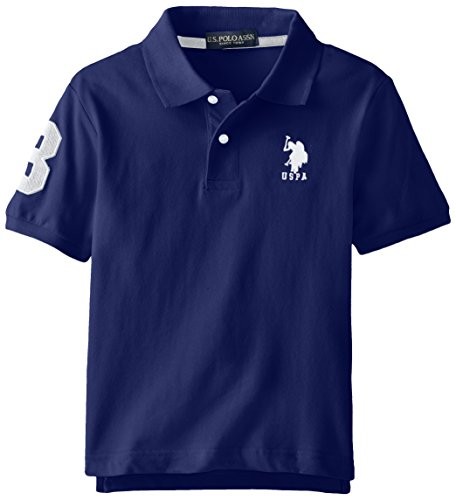 us-polo-assn-big-boys-short-sleeve-solid-pique-polo-marina-blue-14-16