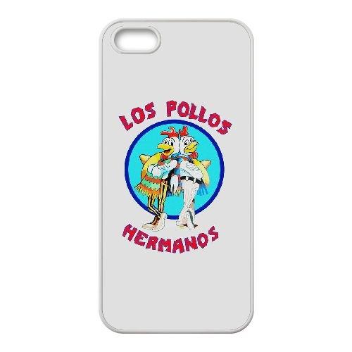 Breaking Bad Los Pollos Hermanos W2D37A8IB coque iPhone 4 4s case coque cover white EPXEG8