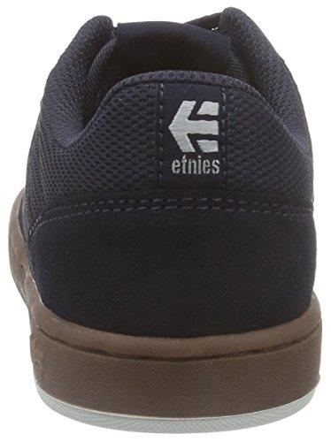 Etnies Skateboarding Shoes Gum Navy Unisex Kids' Blue Marana ItwrUt
