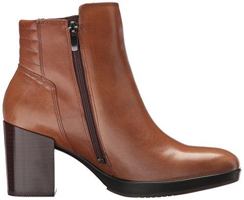 Brown ECCO Camel Women's Shape Boots Chalet 55 Platform YRYqr08