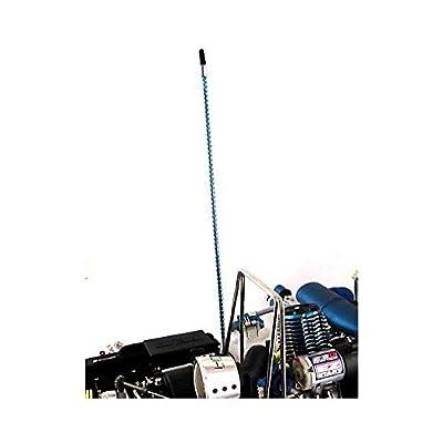 Hot Racing ANTS07 Spring Antenna Tube Brace Mount (Purple): Toys & Games
