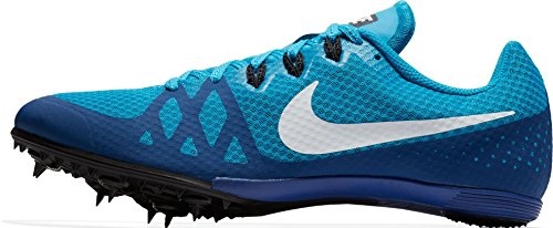 Men's Shoes Blue White and 8 Field Nike Zoom US Rival Track MD OwxW4R8q