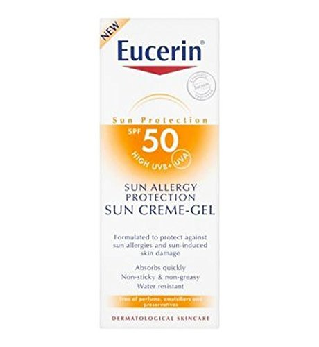Eucerin Sun Allergy Protection Creme-Gel Spf50 by Eucerin by Eucerin (Image #1)