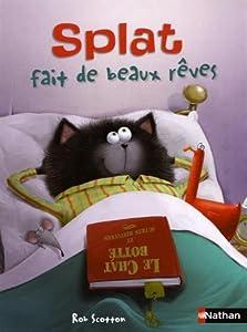 """Afficher """"Splat le chat n° 18 Splat fait de beaux rêves"""""""