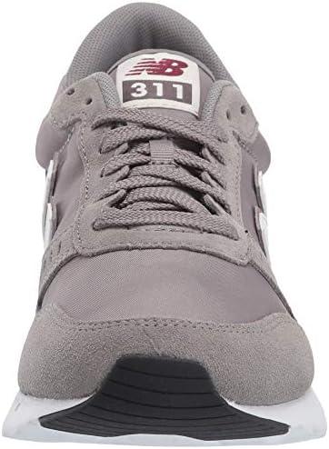 New Balance mens 311 V2 Sneaker, Marblehead/Magnet, 11.5 X-Wide US ...