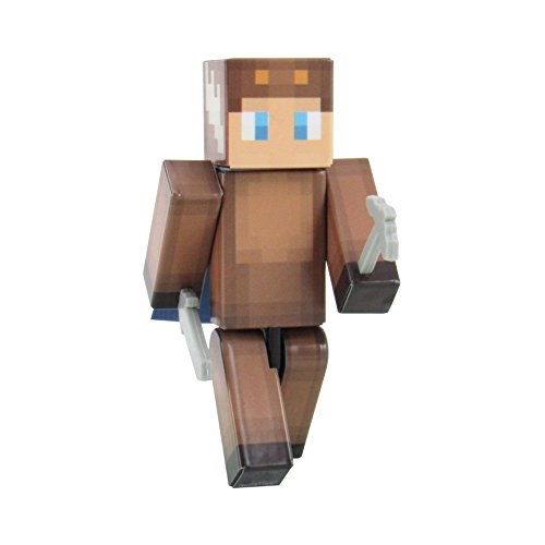 Minecraft Wither Head (EnderToys Canadian Moose 4 Inch Action)