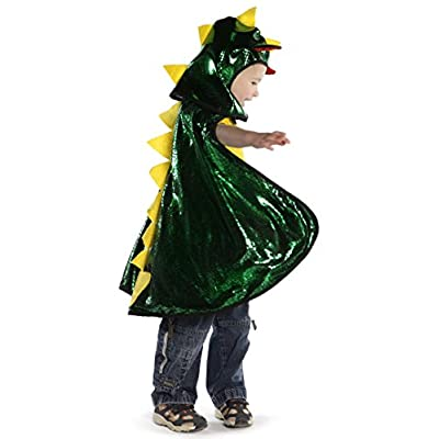Great Pretenders Reversible Dragon/Knight Cape, S/M: Clothing